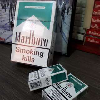 Marlboro Box New In Box