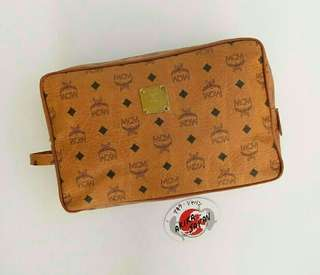 MCM Cosmetics Bag