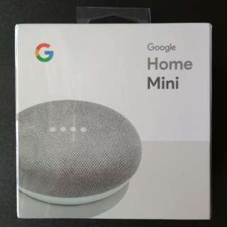 Google Home Mini - Chalk Colour