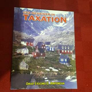 Taxation by Ampongan