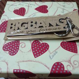 Bigbang key holder*鎖匙扣*