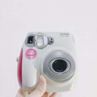 Fujifilm instax mini 7s polaroid