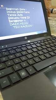 NOTEBOOK HP MINI 5103