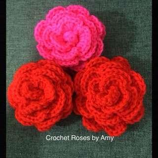 Crochet Roses crochet