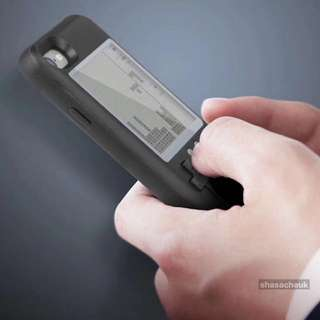 Gameboy iPhone Case - Black 懷舊遊戲機 手機殼 - 黑色
