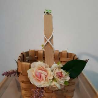(New creation!) Assorted Baskets - Rustic Charm