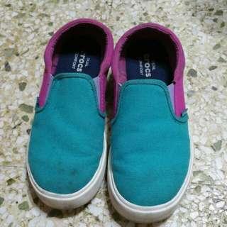 Dual Crocs Comfort shoes