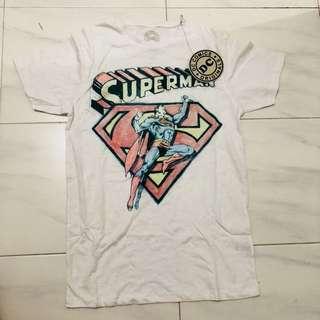 BNWT Superman t-shirt