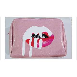 Kylie Cosmetics Makeup Bag The Birthday Collection