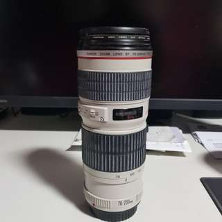 Cheap Canon 70-200 f4 Non IS