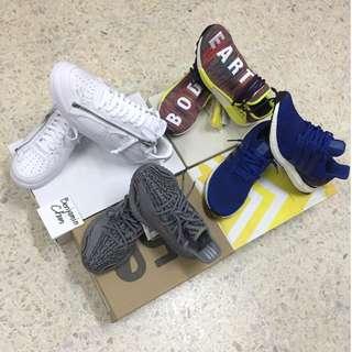 NMD Hu / Yeezy / Air Force 1 / Adidas