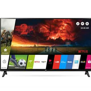 LG 43LJ550T ( Brand new in a box come with 3 year warranty )