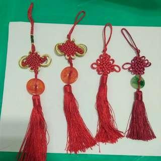 Chinese knots 中国结