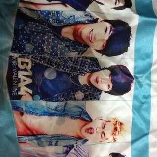 B1A4 pillowcase . Kpop