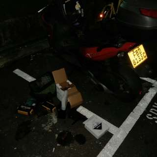 "Bike Been Rescue (Gilera ST200)                 Location: 101 Alps Ave                 Time: 8.01pm (Night)                Date: 29 Jan 18                 Cause: Battery Down (Replace New Battery)           ""Kureiji Response Team""      Emergency Service"
