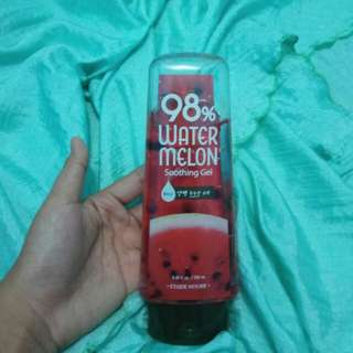 ETUDE HOUSE WATER MELON SHOOTING GEL 98%