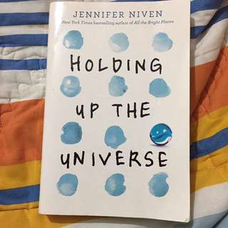 ((FREE ONGKIR))Holding Up the Universe ((TERMURAH))