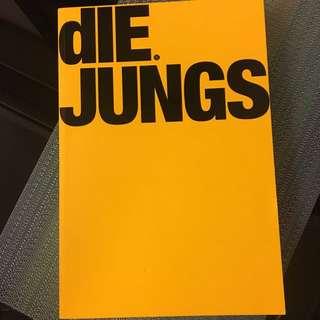 Exo photobook dIE JUNGS (Exo-K version)