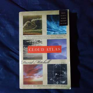 Cloud Atlas by Mitchell
