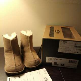 UGG baby boots