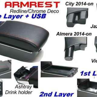 pvc armrest