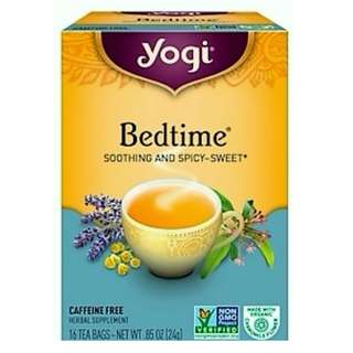 Bedtime Tea Soothing and Spicy Sweet