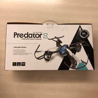Predator 8 Six Axis Gyro R/C Drone