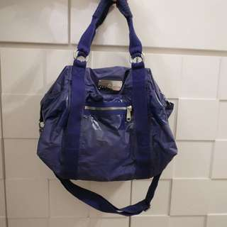 Stella McCartney's waterproof sport bag 防水運動袋