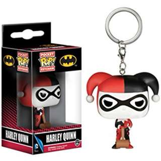 FUNKO POP! HARLEY QUINN Pocket Pop Keychain