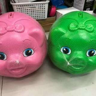 GIANT PIGGY BANK!!!