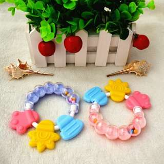 Baby Hand Bell Teether