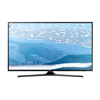 "[GOOD AS NEW] Samsung 50"" UHD 4K Flat Smart TV KU6300 Series 6"