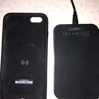 Mophie juice pack wireless for Iphone 6p&6sp