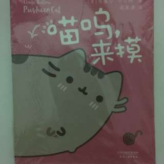 A book about Pusheen