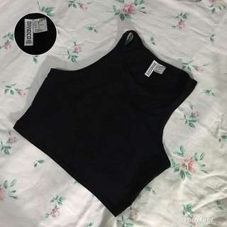 H&M halter crop top