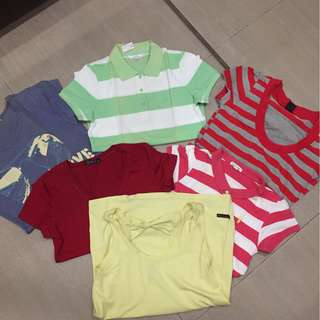 6 TOPS FOR ONLY 250 !!!