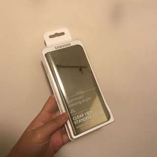 Samsung S8+ Clear Standing Cover