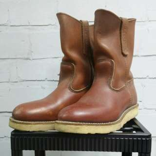 Red Wing PECOS Boots