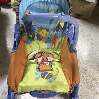 #springclean60 Fisher Price Baby Rocker