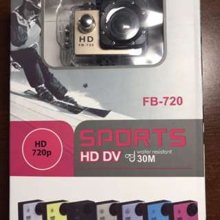 SPORTS HD-DV FB 720