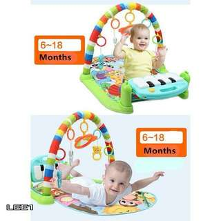 [READYSTOCK!!]BABY PLAYGYM MUSIC