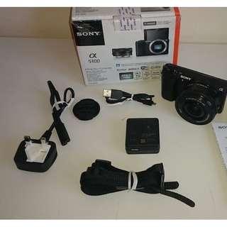 A5100 Sony Camera