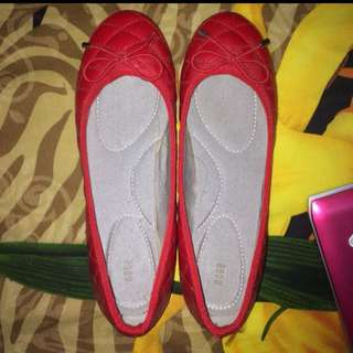 Flat Shoes Nose