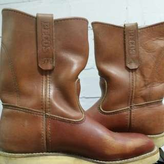 Red Wing boots Size_USA 5