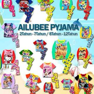 [READYSTOCK!!] KIDS PYJAMAS