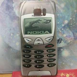 90%新 HTC U Ultra手機硬殼 懷舊nokia款