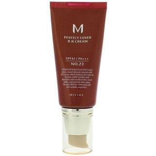 Missha M Perfect Cover BB Cream 20mL