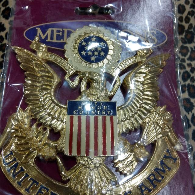 美國軍隊榮譽大徽章