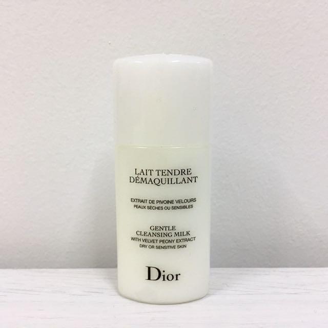 💯 Dior Gentle Cleansing Milk