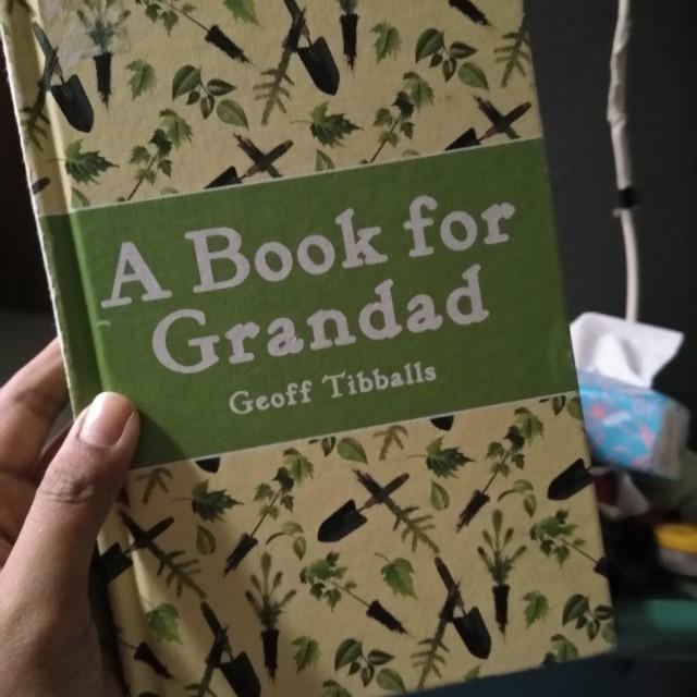 A Book to Granddad